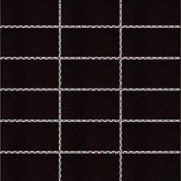 Gạch ốp mosaic màu đen 4595G419