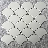 Mẫu gạch YD-Y0901 màu trắng