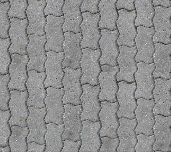 Gạch con sâu tông màu xám rất được ưa chuộng hiện nay